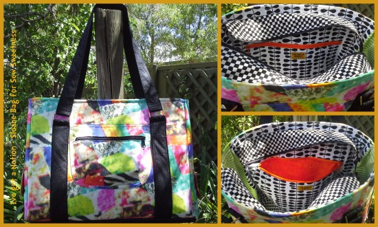 Sew Sweetness Sloan Travel Bag by I've Got a Notion