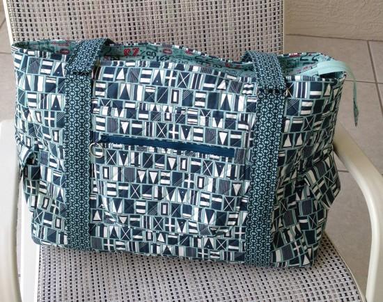 Sew Sweetness Sloan Travel Bag by Georgi