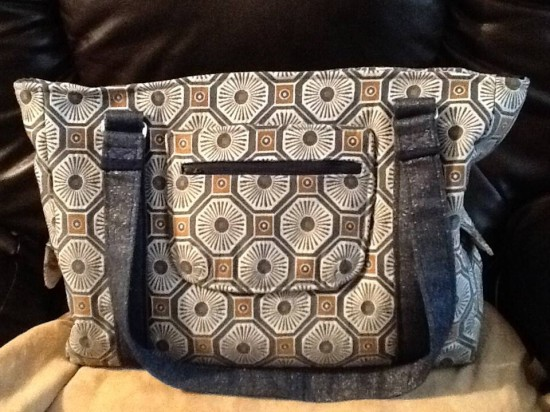 Sew Sweetness Sloan Travel Bag by Mary