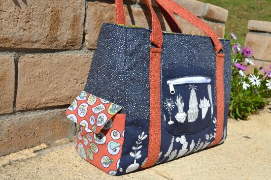 Sew Sweetness Sloan Travel Bag by Crystal