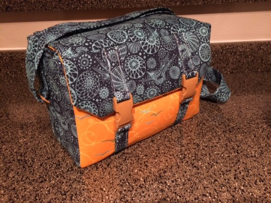 Sew Sweetness Ansel Camera Bag by Katie