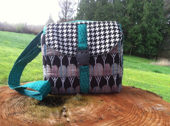 Sew Sweetness Ansel Camera Bag by Jamie