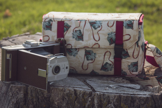 Sew Sweetness Ansel Camera Bag by Donna