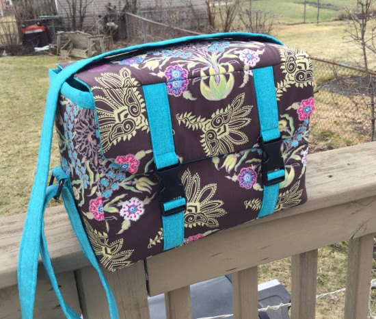 Sew Sweetness Ansel Camera Bag by Peta