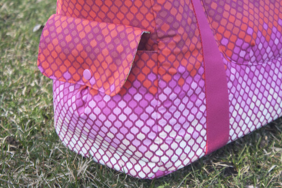 Sloan Travel Bag By Sew Sweetness