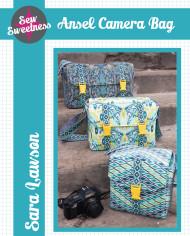 Sew Sweetness Ansel Camera Bag sewing pattern