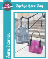 Byebye Love Bag Cover Web