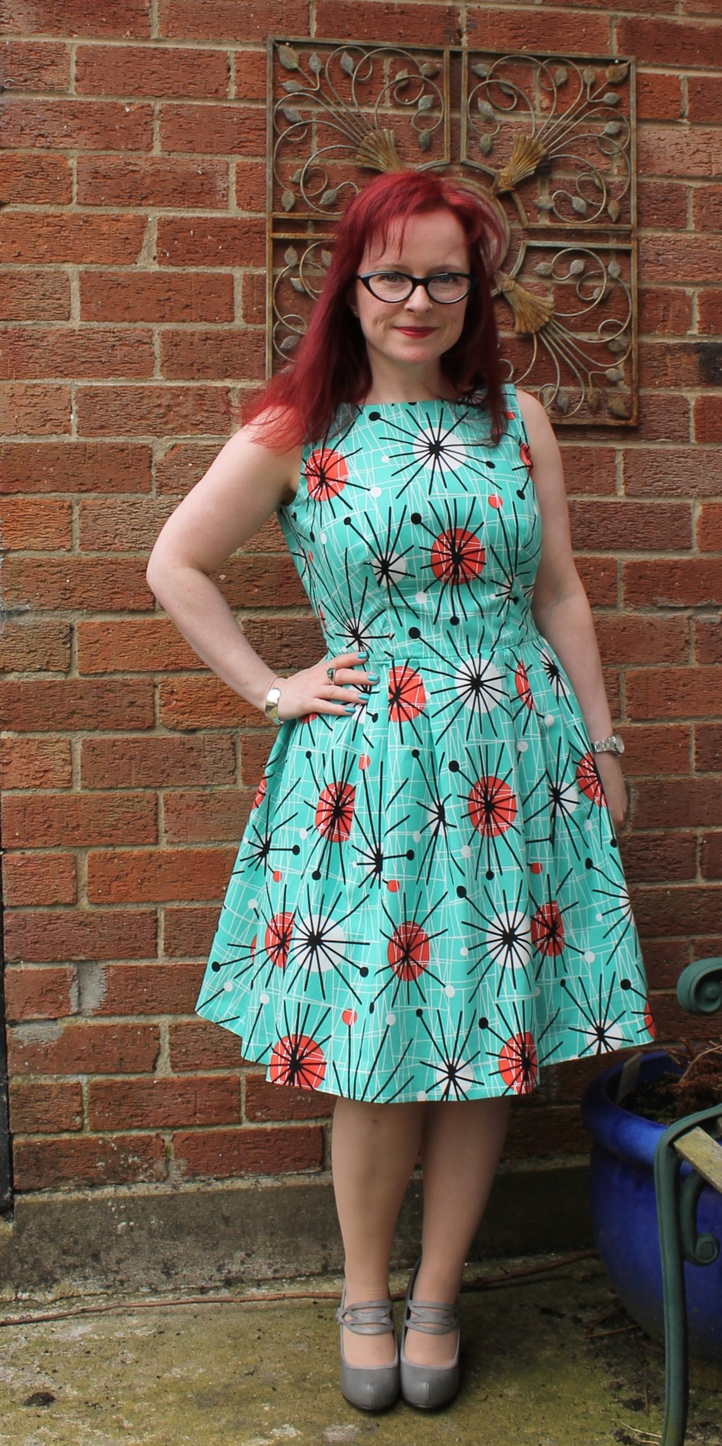 Dress Up Party - Garment Pattern Review - Lilou Dress