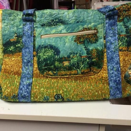 Sew Sweetness Sloan Travel Bag by Kristi