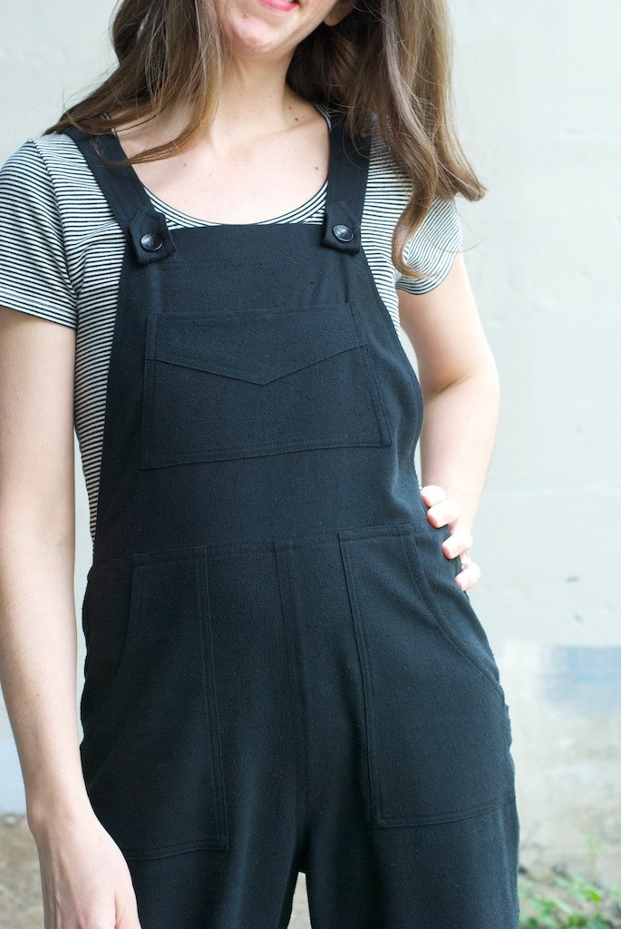 8d98a262b Dress Up Party – Pattern Review – Pauline Alice Turia Dungarees