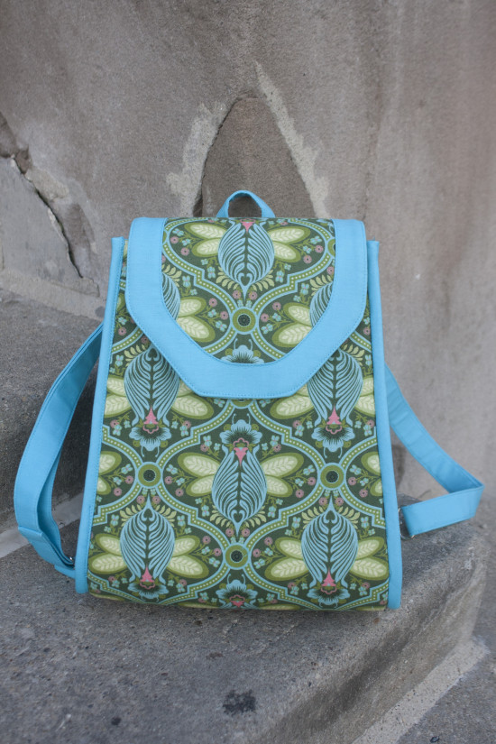 Sew Sweetness Promise Ring Backpack sewing pattern