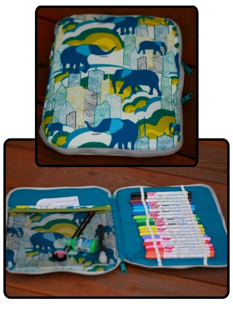 Sew Sweetness Creative Maker Supply Case by Reece