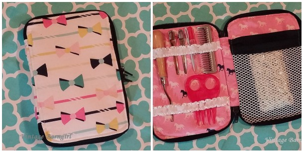 Sew Sweetness Creative Maker Supply Case by Vanessa