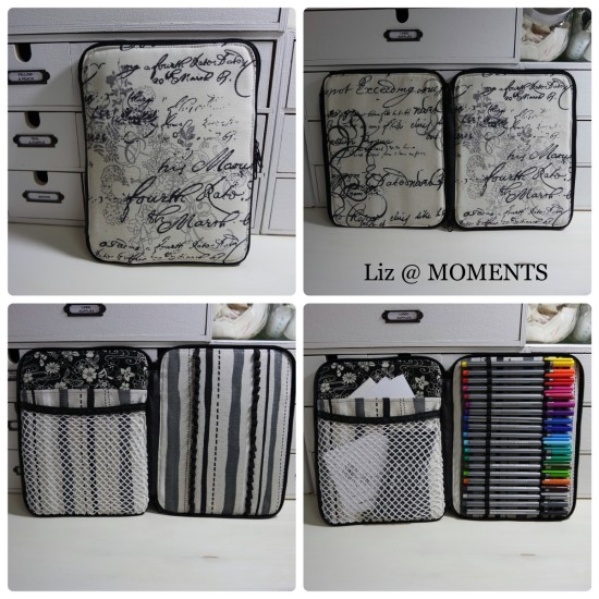 Sew Sweetness Creative Maker Supply Case by Liz of Moments...