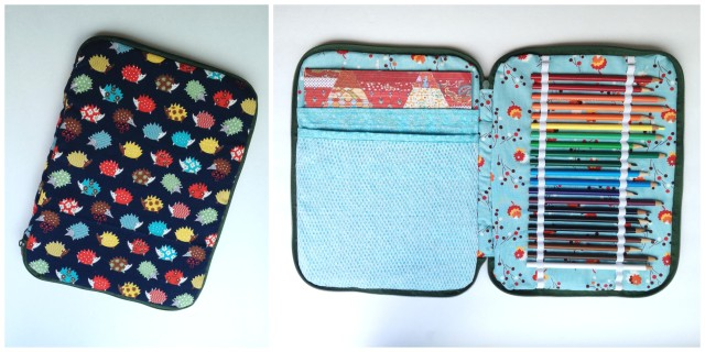 Sew Sweetness Creative Maker Supply Case by Kimberly