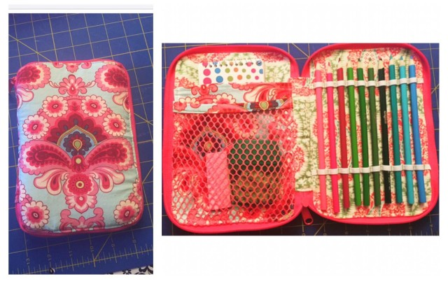 Sew Sweetness Creative Maker Supply Case by Laura