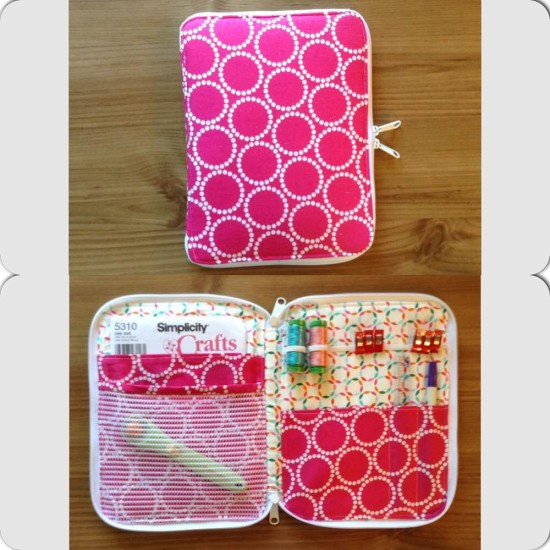 Sew Sweetness Creative Maker Supply Case by Tiffany