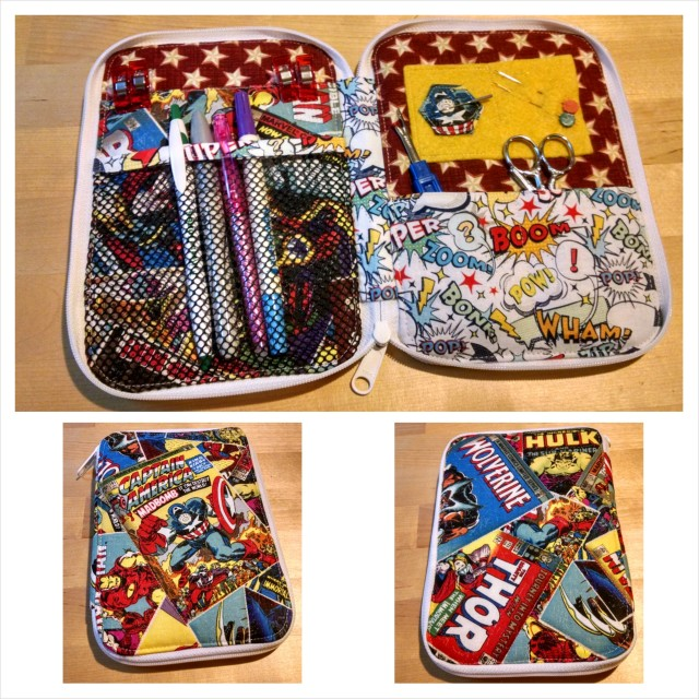 Sew Sweetness Creative Maker Supply Case by Bree of My Crafty Crap