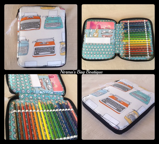 Sew Sweetness Creative Maker Supply Case by Norma of Norma's Bag Boutique