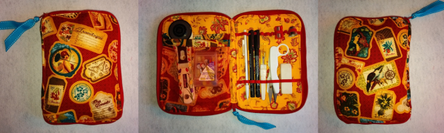 Sew Sweetness Creative Maker Supply Case by Marta