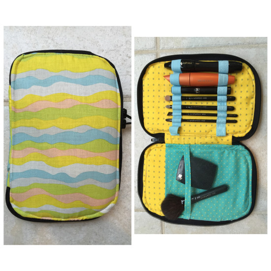 Sew Sweetness Creative Maker Supply Case by Emily L.