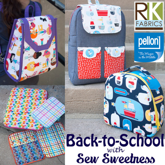 Back-to-School with Sew Sweetness