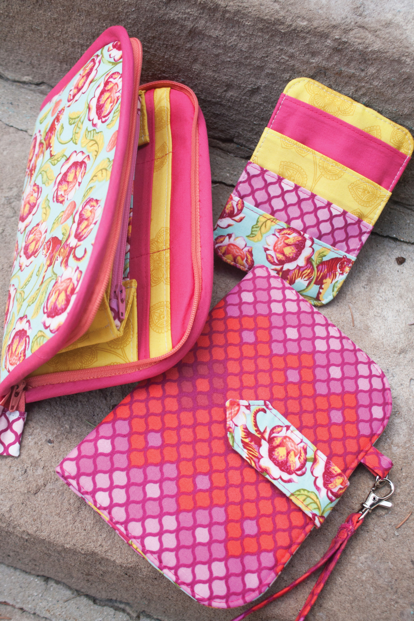 Tula Pink Free Fall And Eden Projects Sew Sweetness