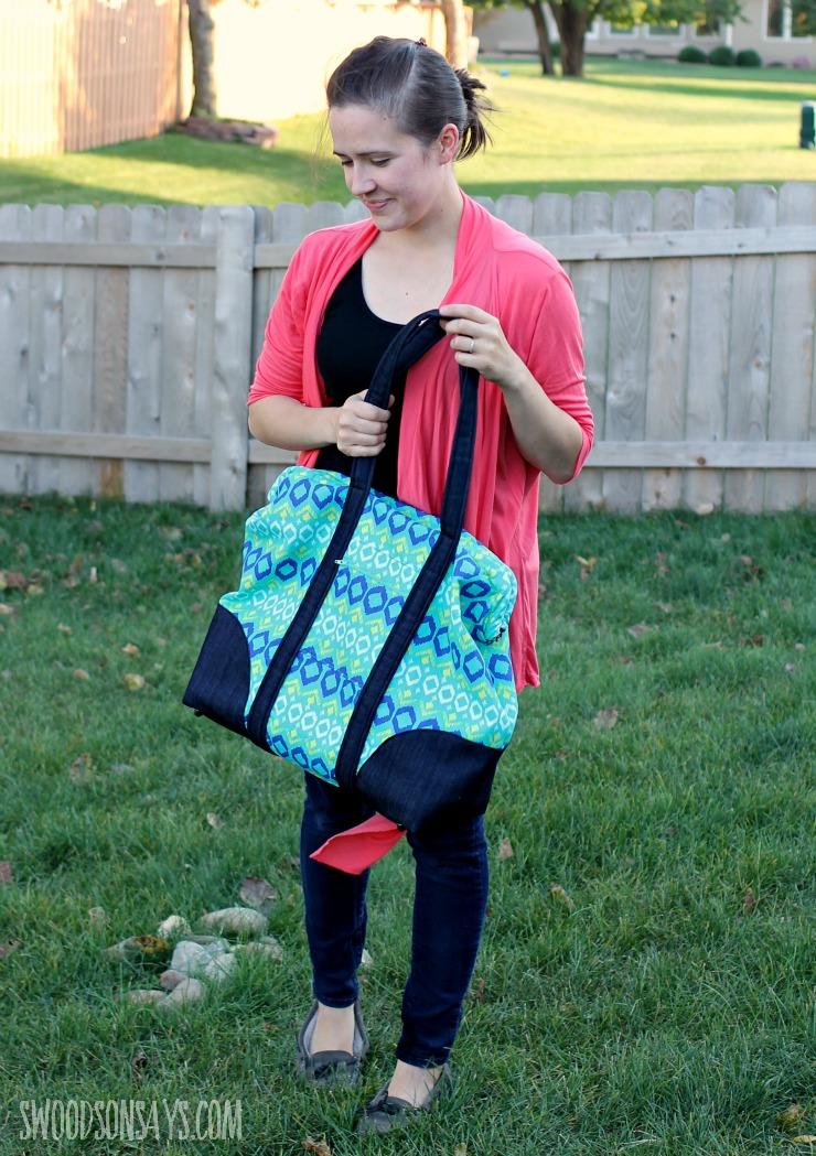 Purse Palooza - Pattern Review - Sew Liberated Bohemian Carpet Bag ...