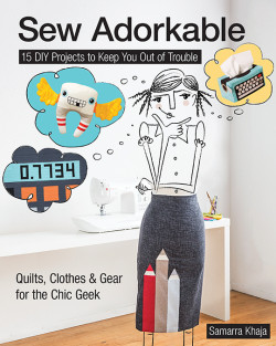 Sew Adorkable Book
