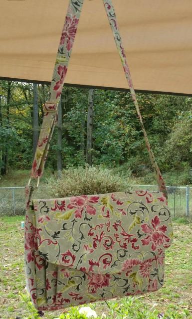 Sew Sweetness Appaloosa Bag by Vickie