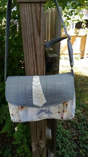 Sew Sweetness Appaloosa Bag by Donna