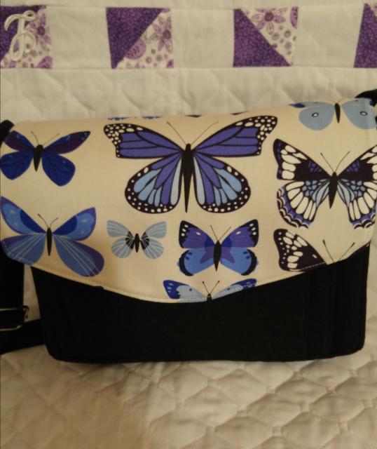 Sew Sweetness Appaloosa Bag by Lisa