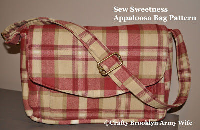 Sew Sweetness Appaloosa Bag by Alisha