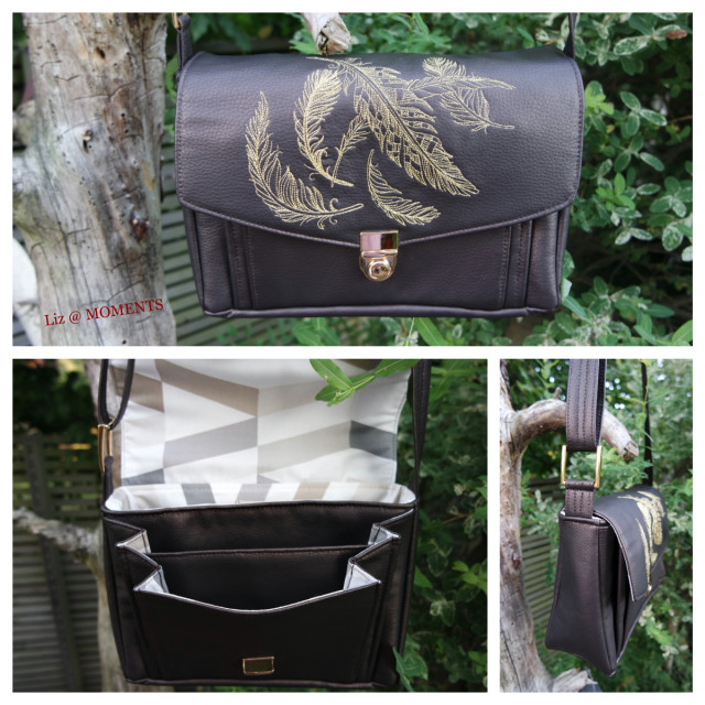 Sew Sweetness Appaloosa Bag by Liz of Moments...