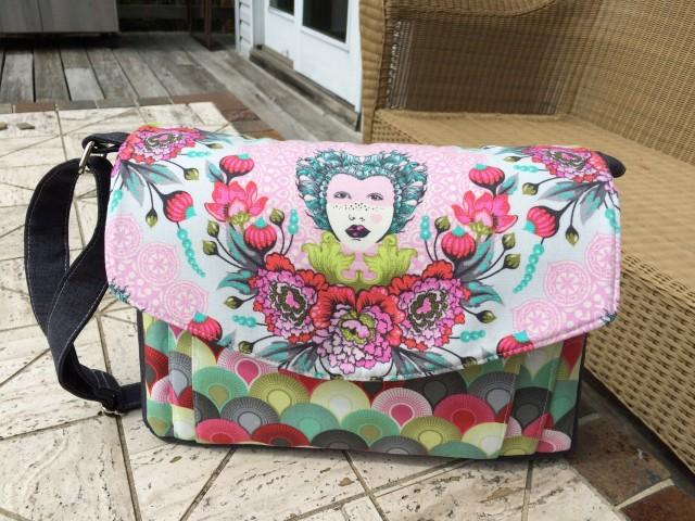 Sew Sweetness Appaloosa Bag by Bernie
