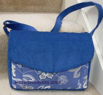 Sew Sweetness Appaloosa Bag by Sandie