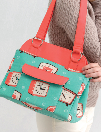 Windy City Bags - Sweet Talk Bag sewing pattern