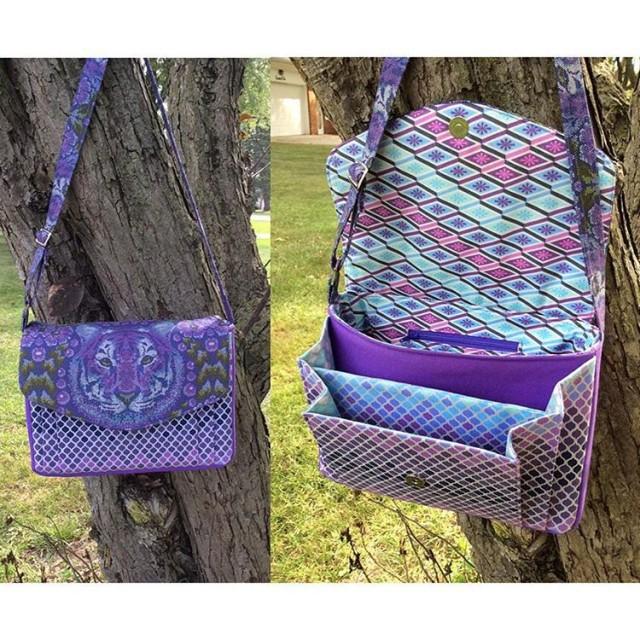 Sew Sweetness Appaloosa Bag by Joy