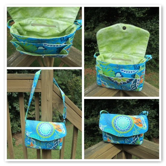 Sew Sweetness Appaloosa Bag by Hip to Be A Square Podcast