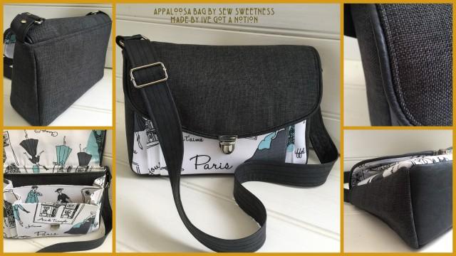 Sew Sweetness Appaloosa Bag by I've Got A Notion