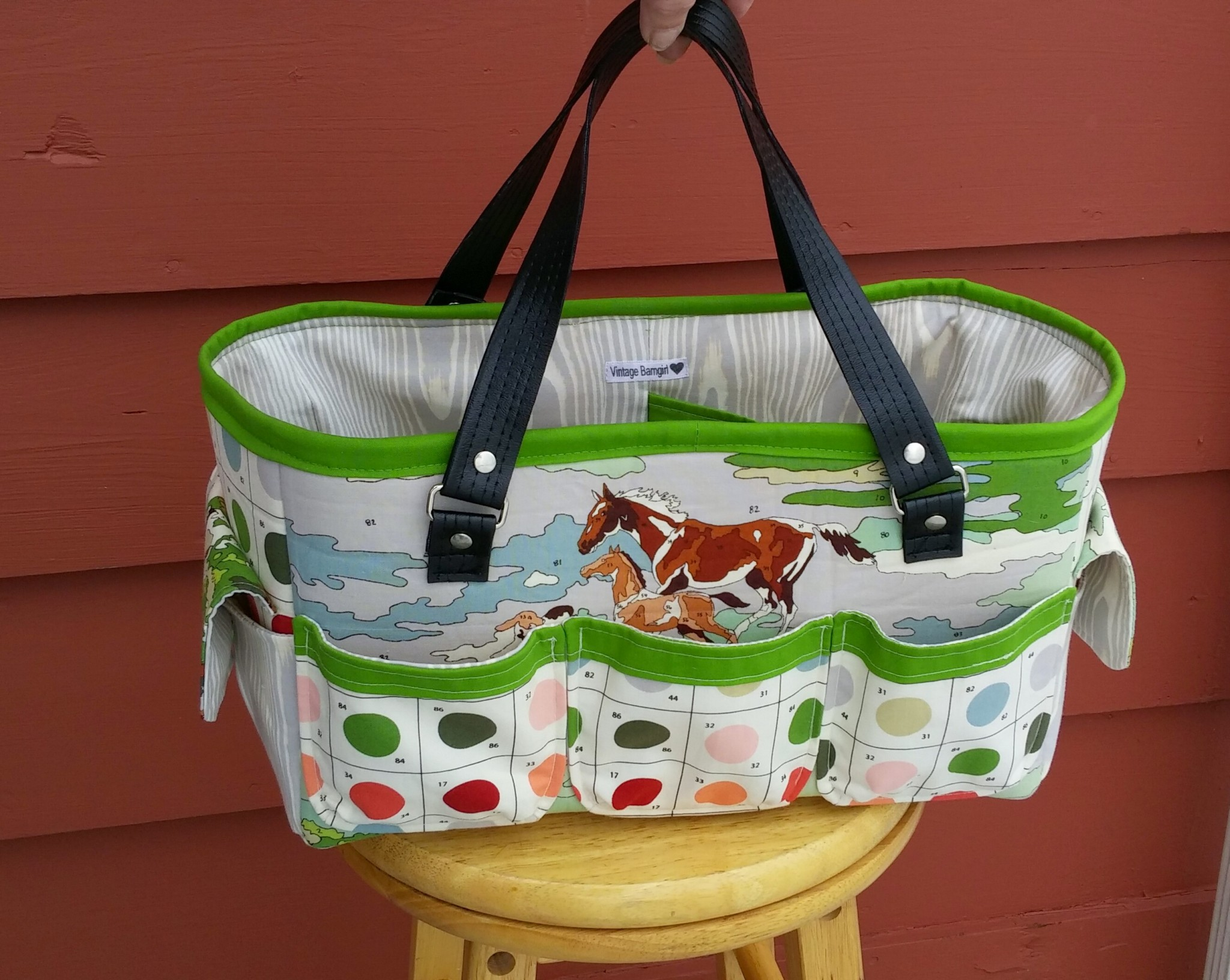 Free Oslo Craft Bag Pattern Sew Sweetness