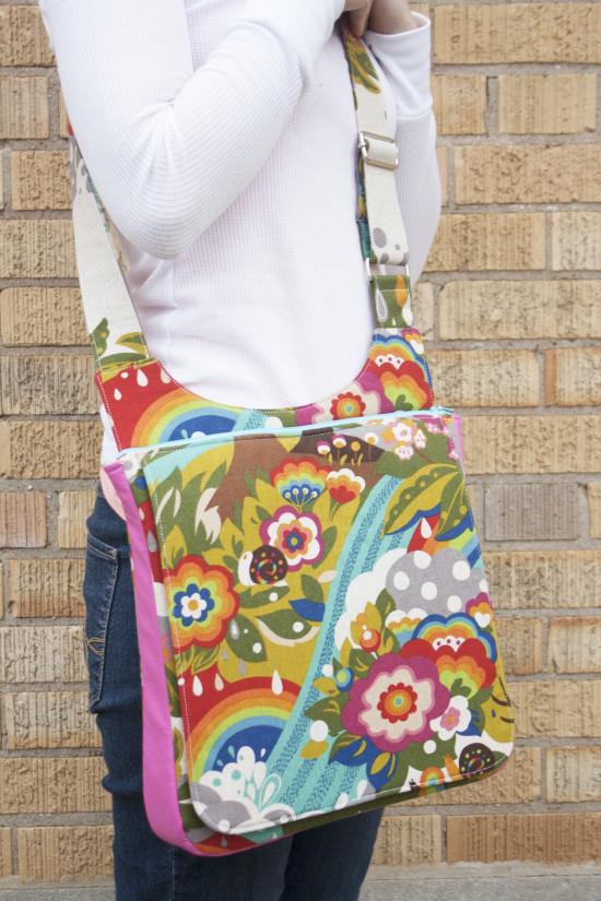 Sew Sweetness Hyacinth Bag sewing pattern