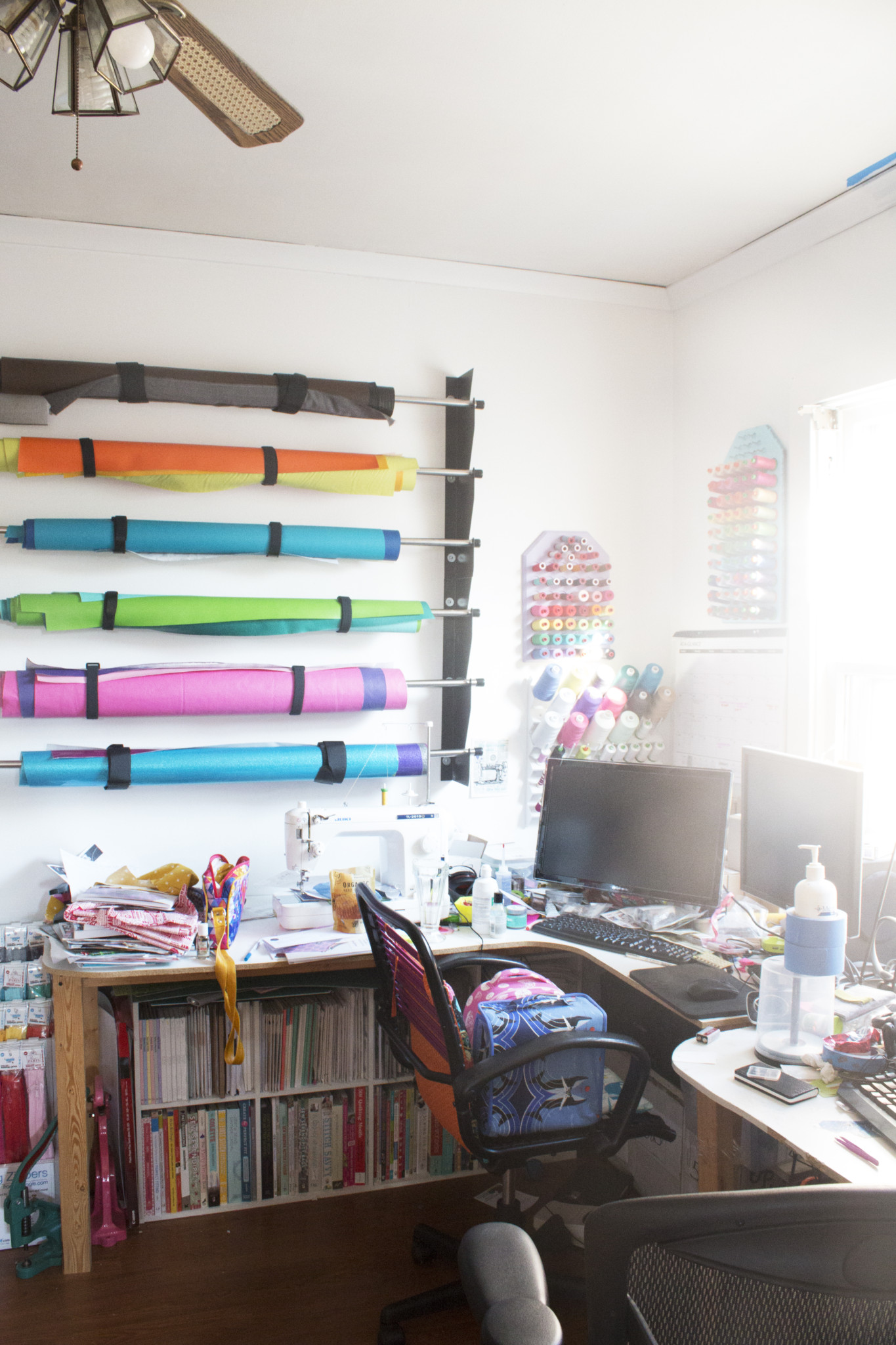 Sewing Room Makeover My Space Sew Sweetness