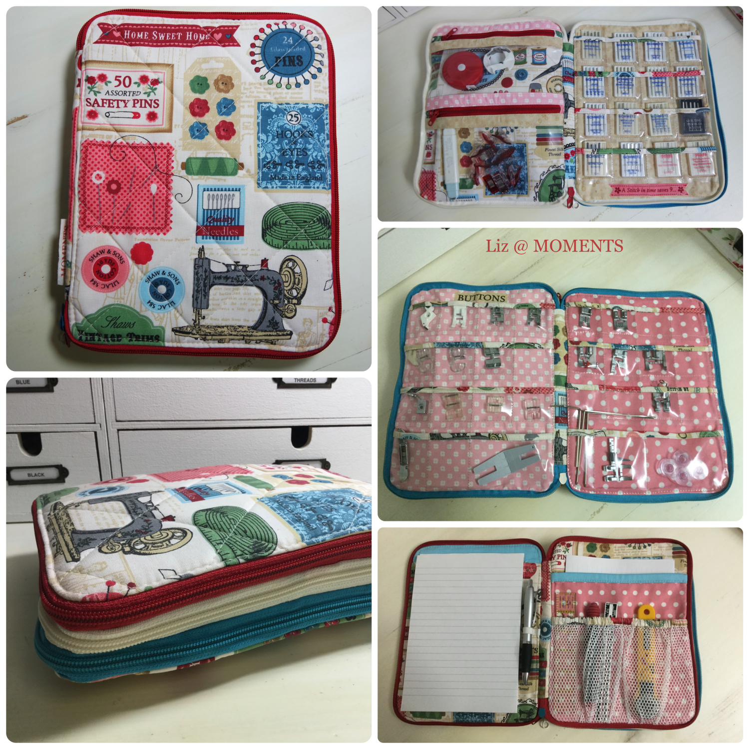 Ultimate Art Organizer Sew Sweetness Patterns