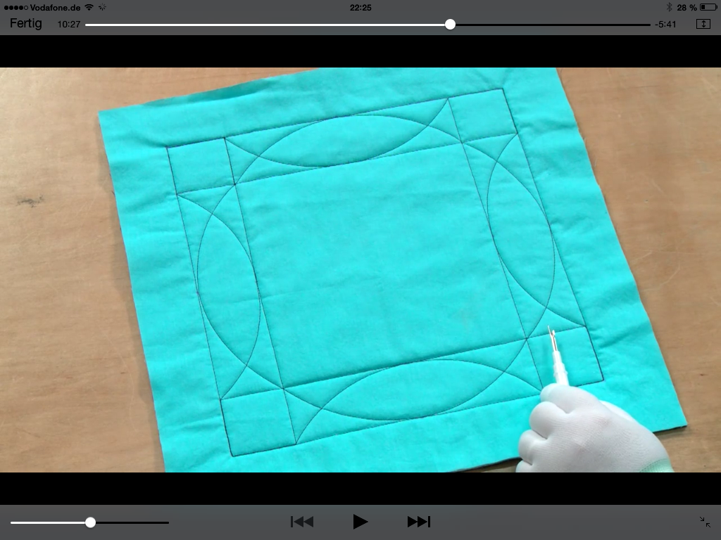 Quilting with Rulers 5