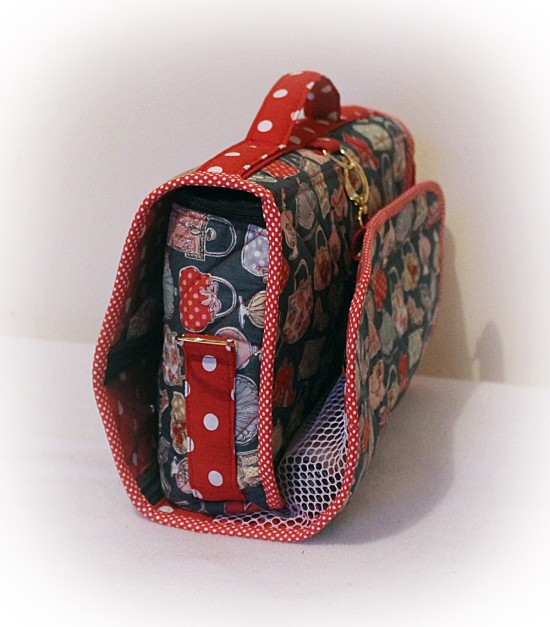 foldable cosmetic bag 002