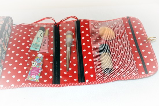 foldable cosmetic bag 005