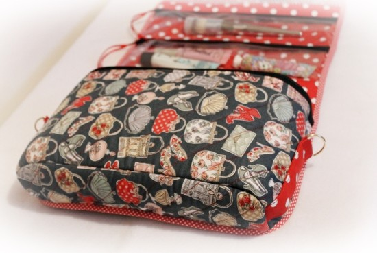 foldable cosmetic bag 007