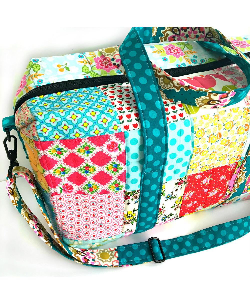 a3b902670 Emblem Duffle Bag - Sew Sweetness