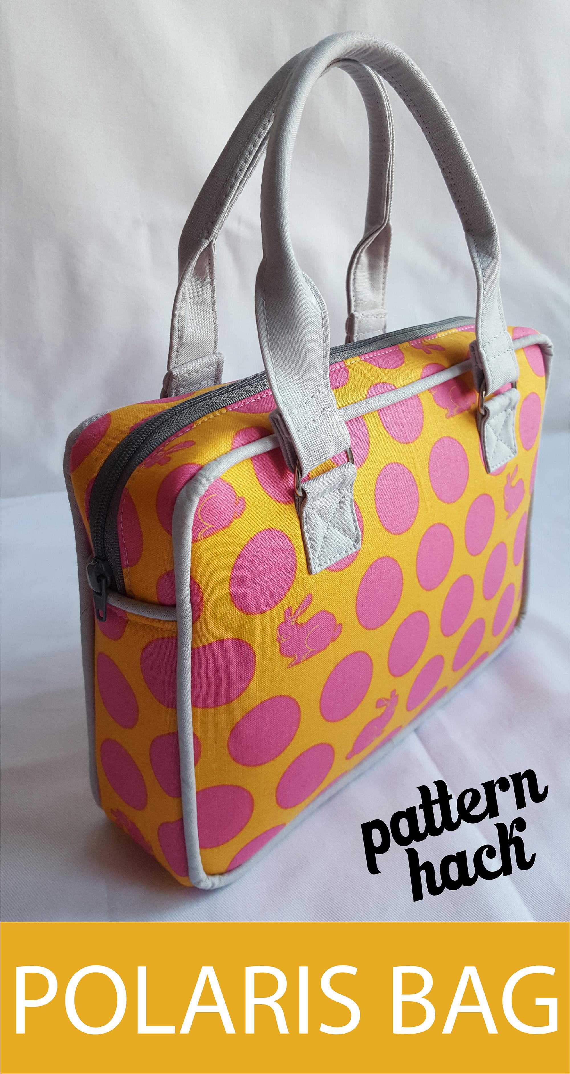 Pattern Hack Polaris Bag Sew Sweetness
